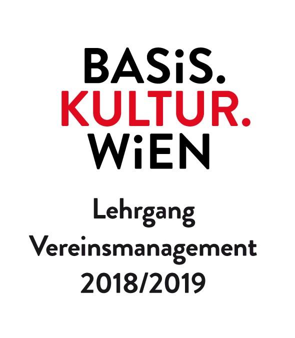 AUSSCHREIBUNG LEHRGANG VEREINSMANAGEMENT – ab September 2018