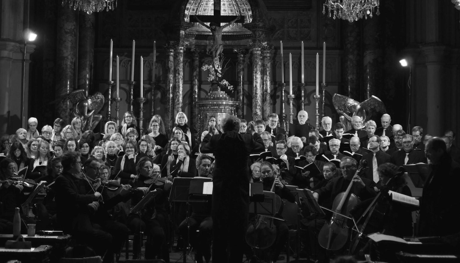 Ein deutsches Requiem - Johannes Brahms
