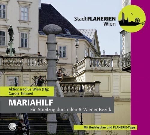 Hörbuch-Präsentation Stadtflaniere Mariahilf