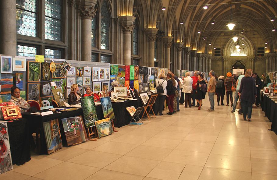 10. Wiener Amateurkunstmesse