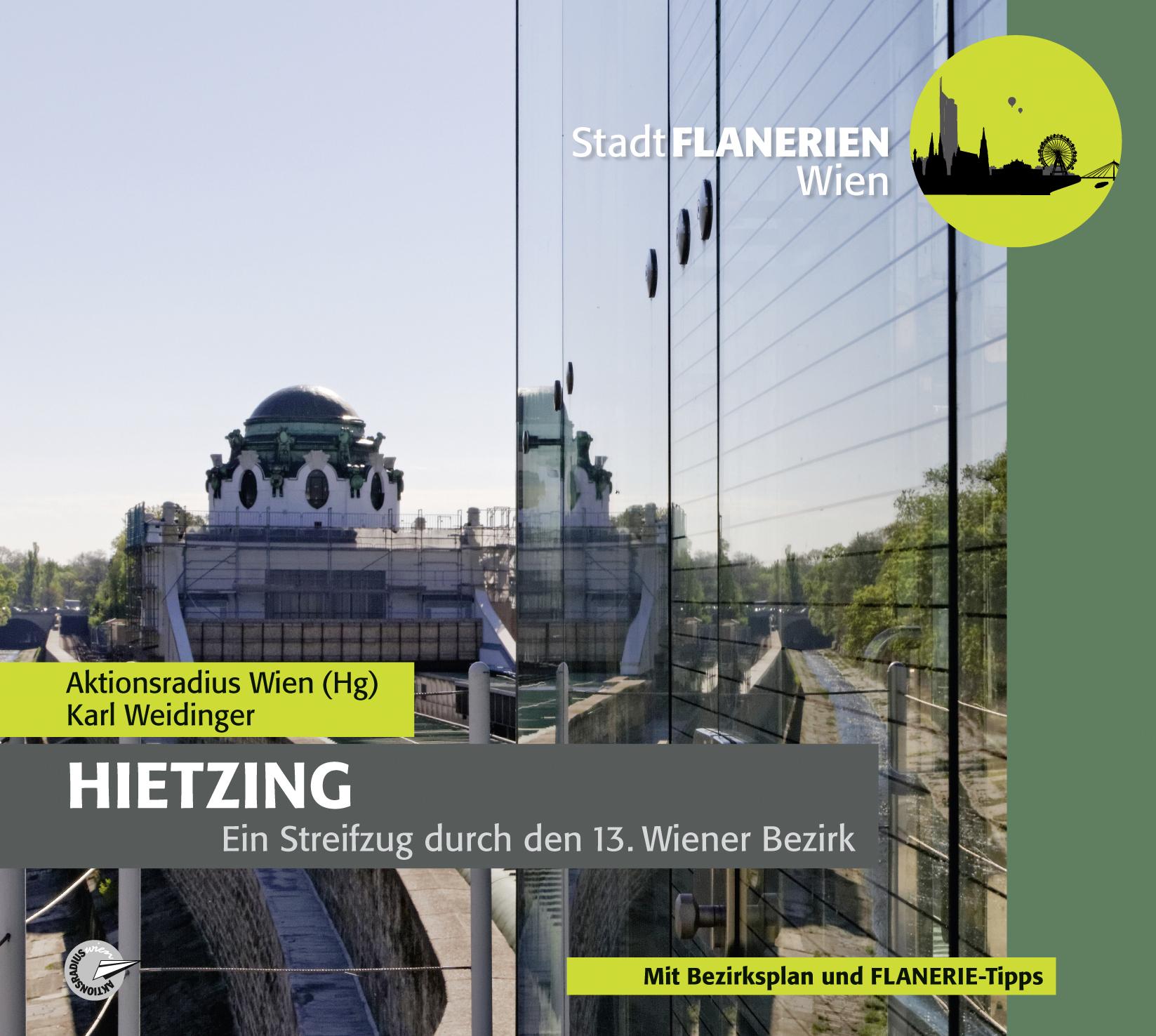 HÖRBUCH-PRÄSENTATION STADTFLANERIE HIETZING – Dienstag, 6. November