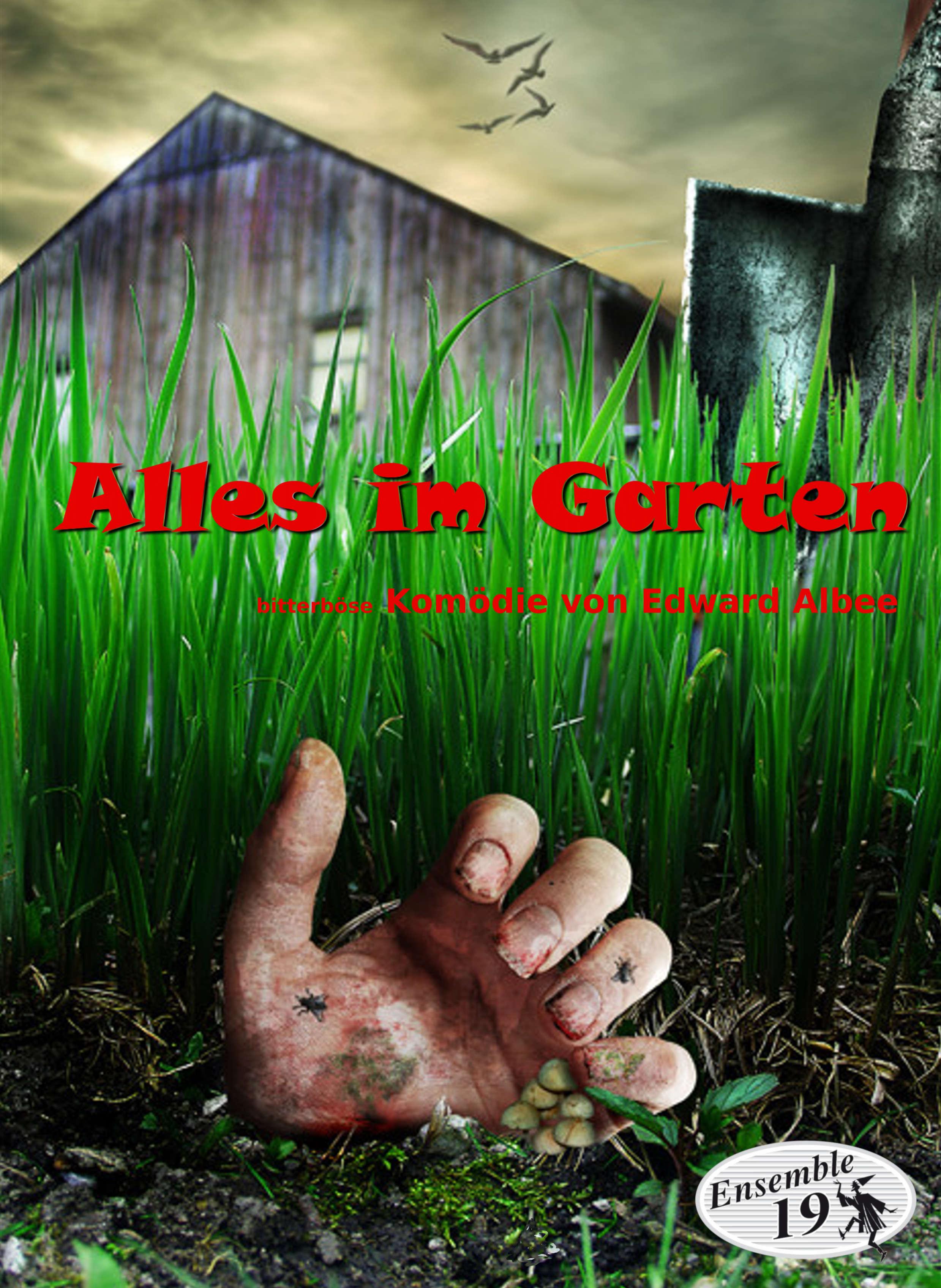 Alles im Garten - Premiere