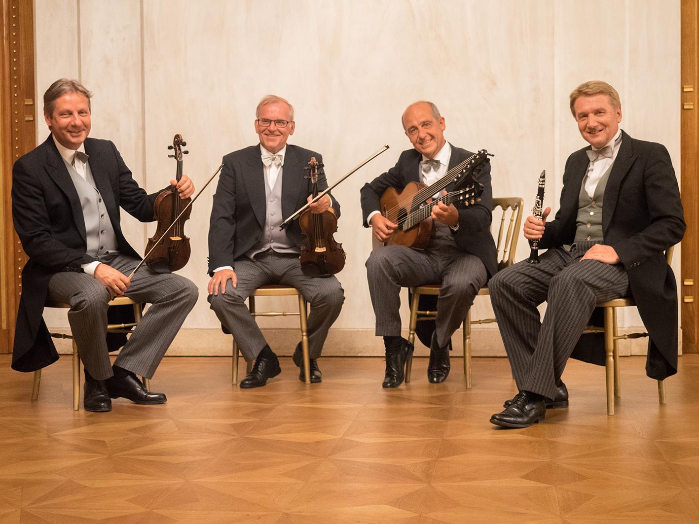 Das Wiener Thalia Quartett
