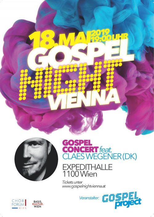 Gospel NIGHT Vienna