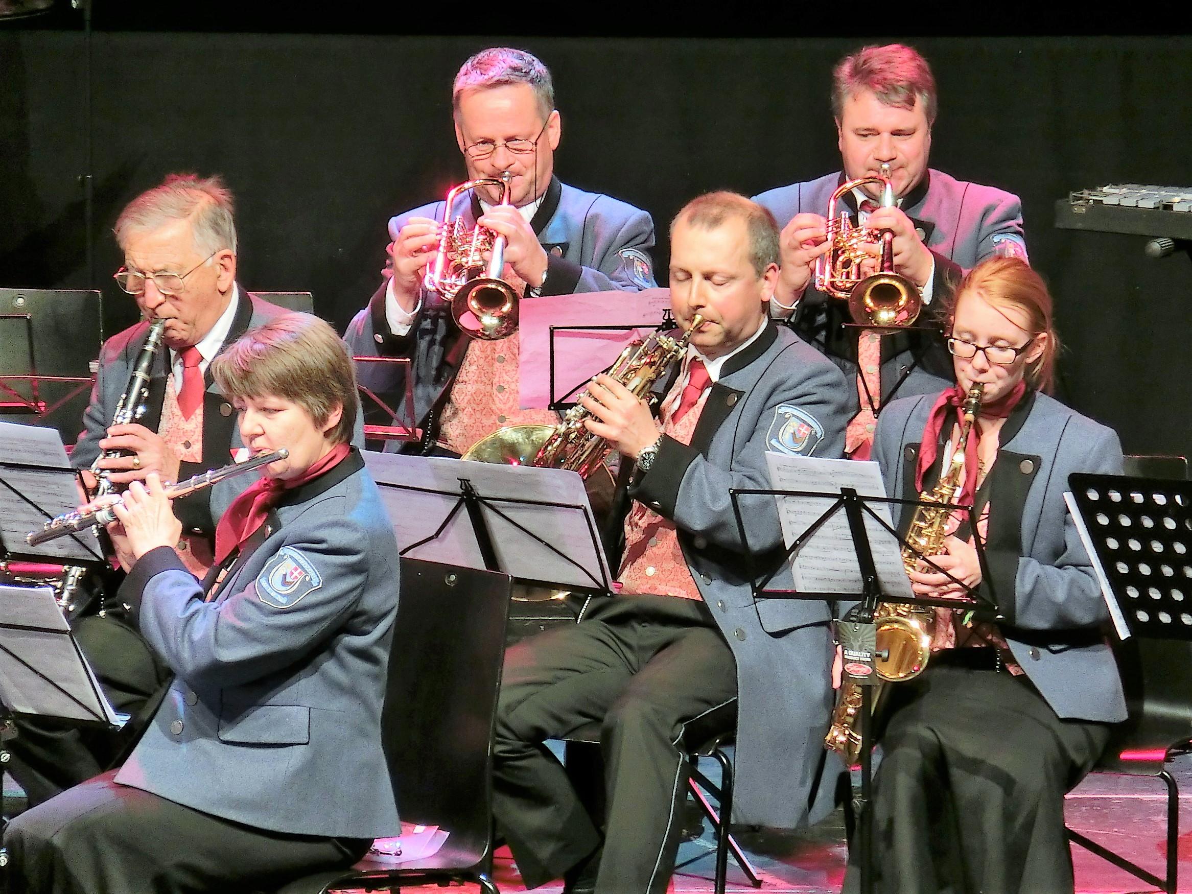 Konzertwertung des Wiener Blasmusikverbandes 2019