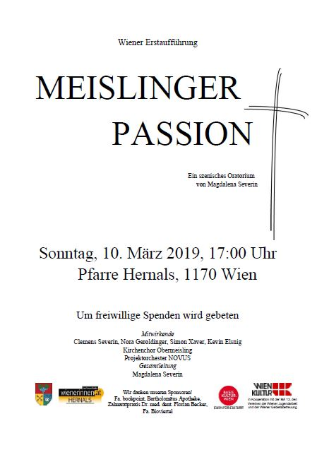 Meislinger Passion