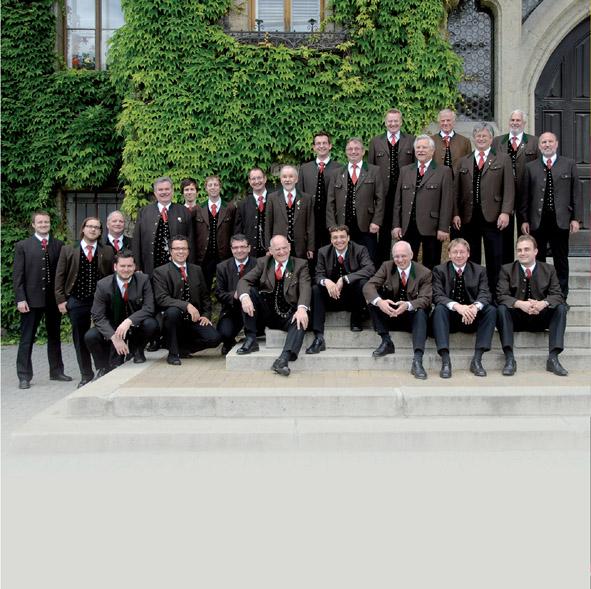 Liederabend des Männerchors der Kärntner in Wien