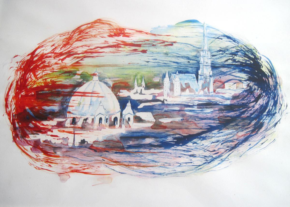 Festwochenausstellung des Kunstkreises