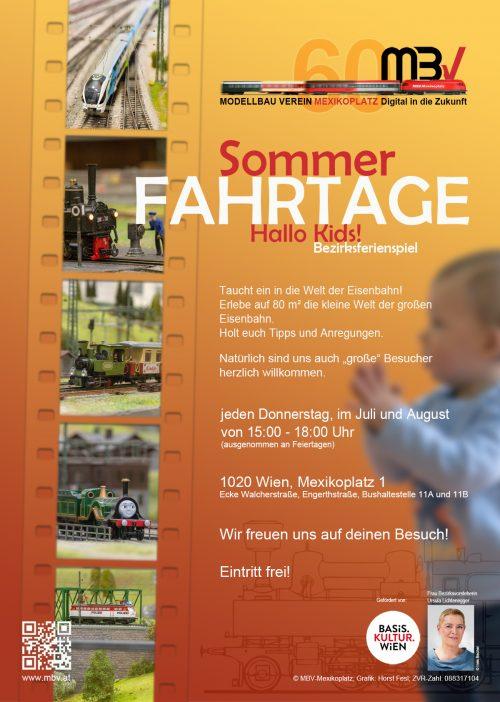 Modellbahn-Ausstellung 4 Kids