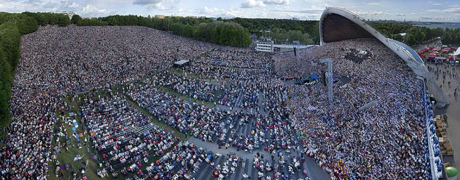 Eesti laulupidu Viinis – Klingendes Estland