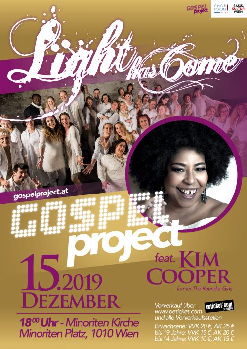GOSPEL project - Light has come