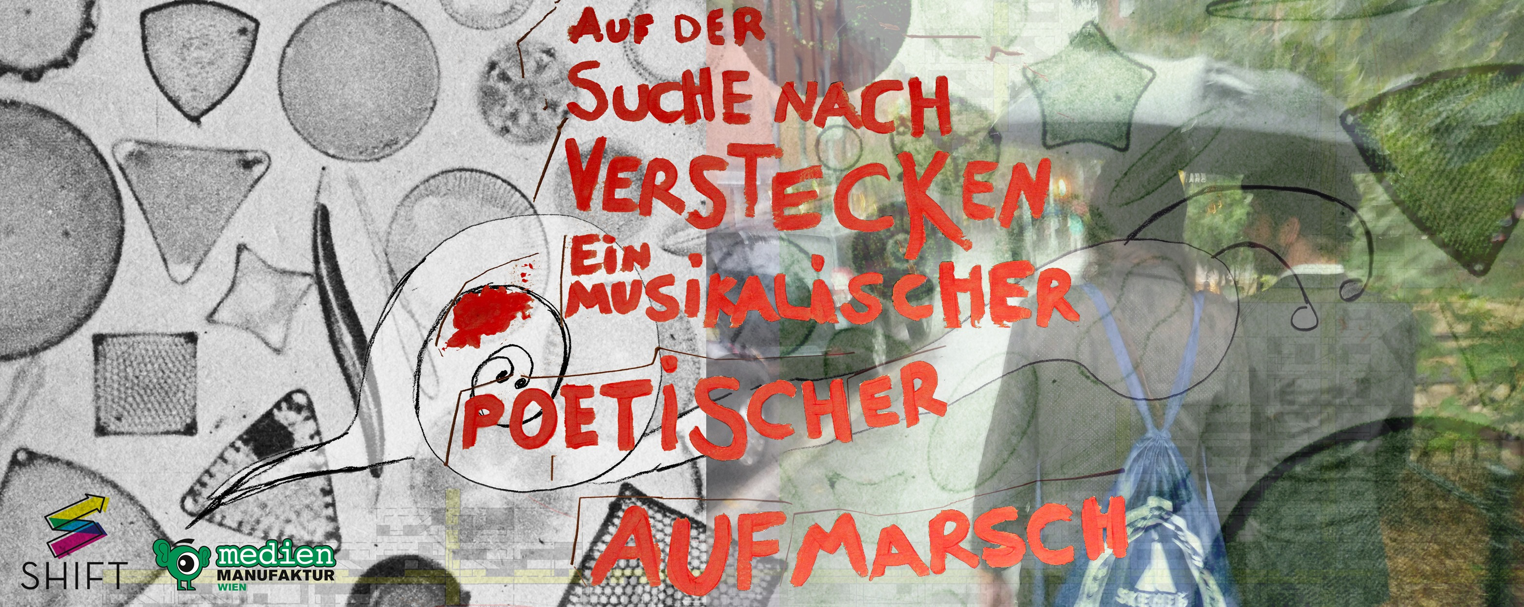 Versteck 6: Playbackdolls bei Materialnomaden/Urbanize Festival