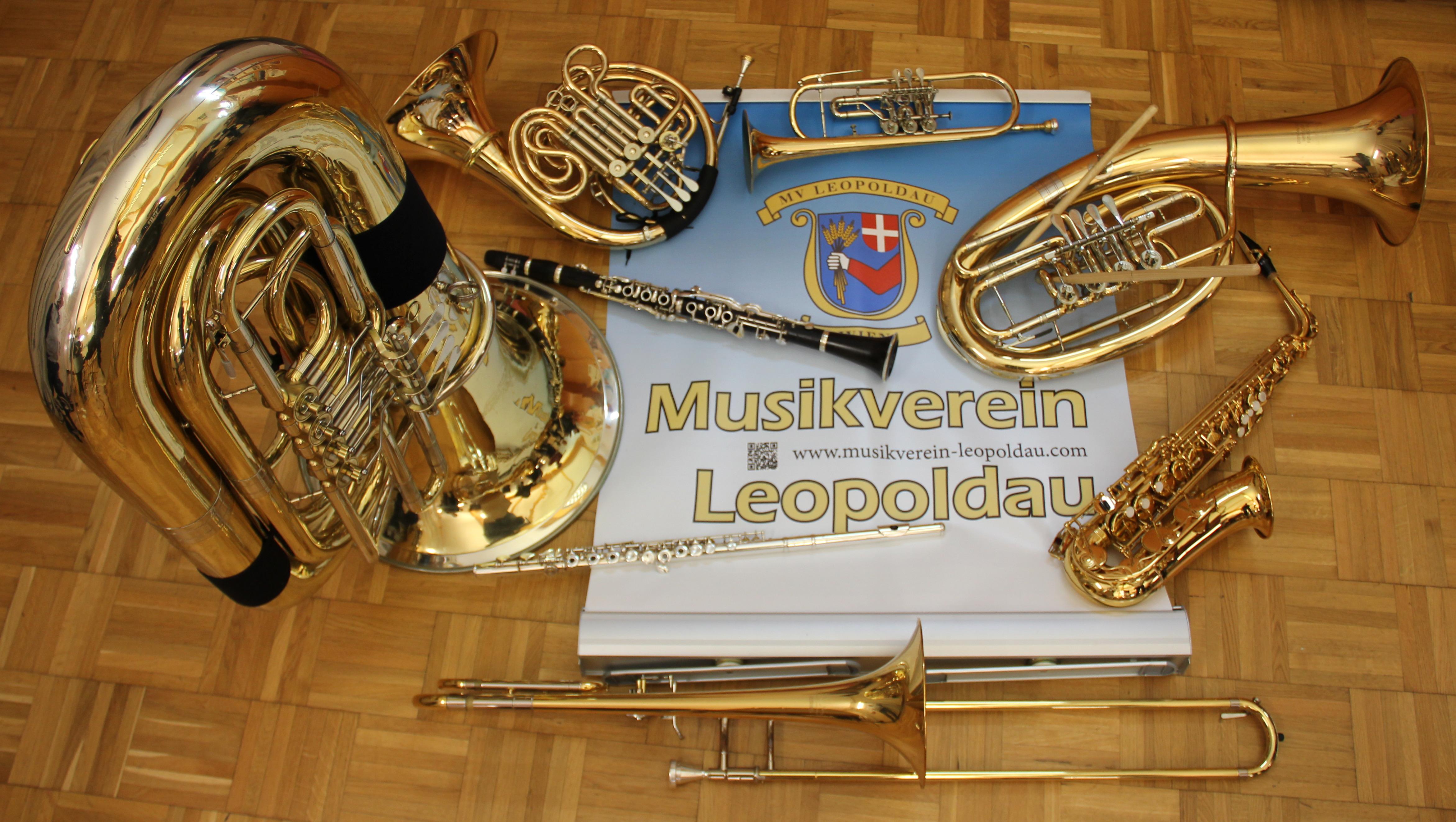 70 Jahre Musik - Auch so klingt Blasmusik