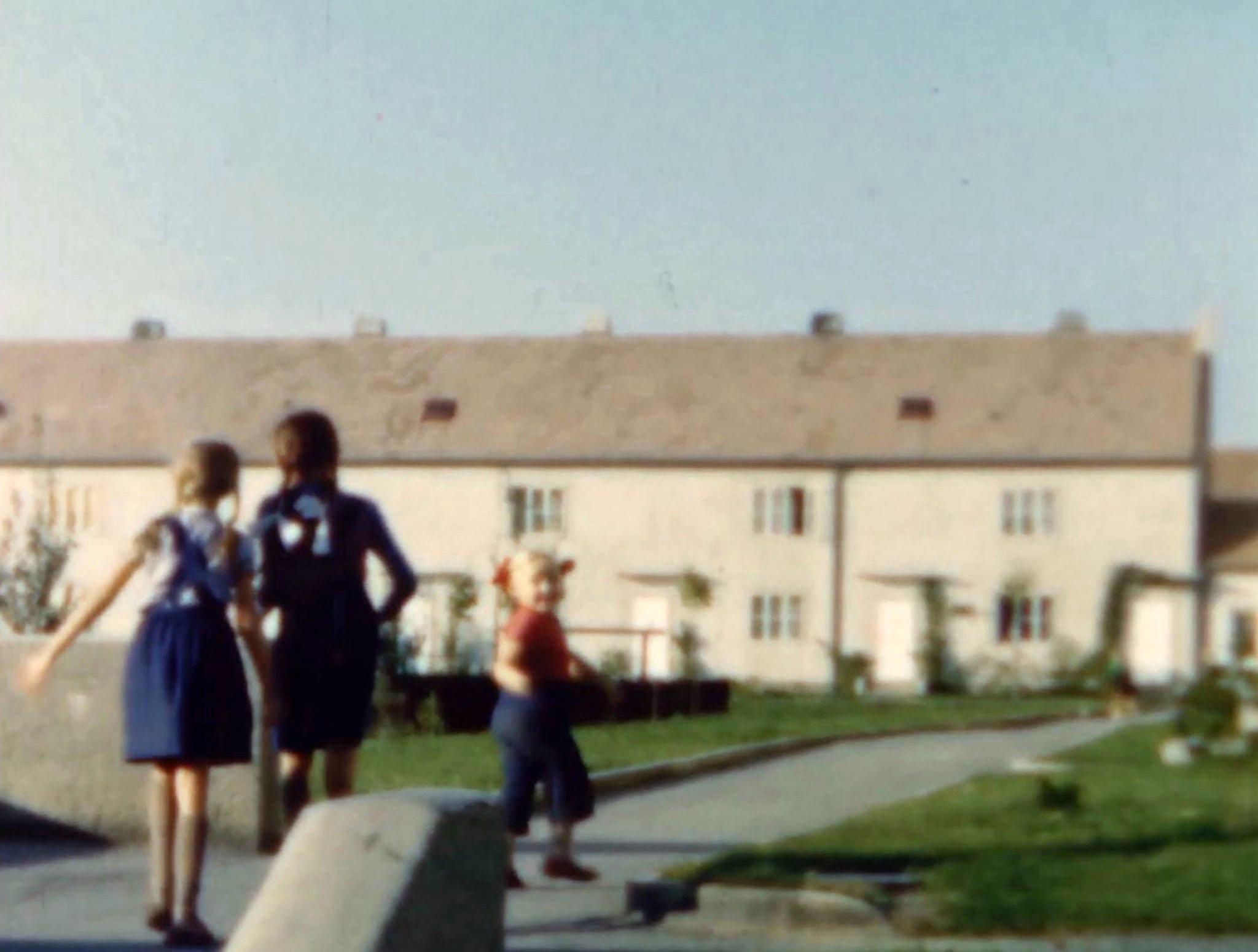 am rand : die stadt zu Gast in der Per Albin Hansson-Siedlung