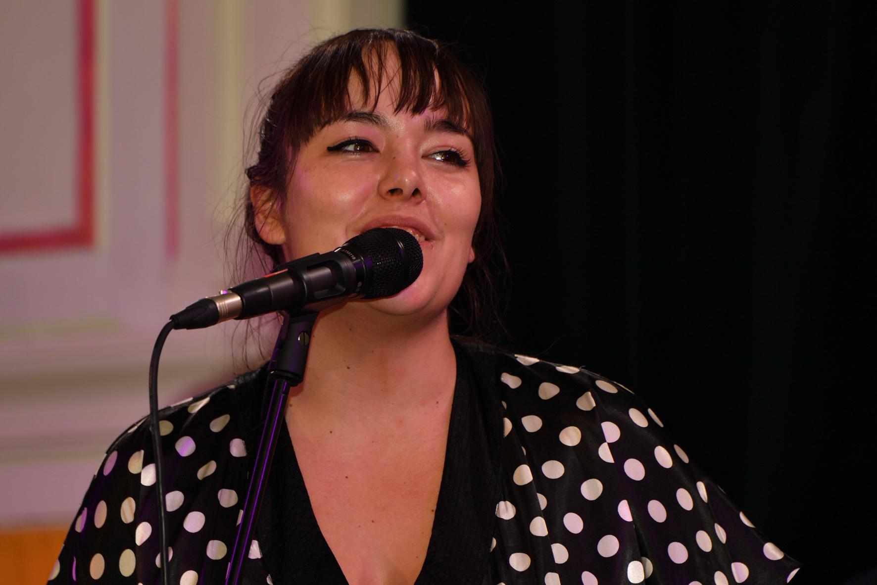>>Blitzdichtgewitter<< - Wiens Poetry Jazz Slam