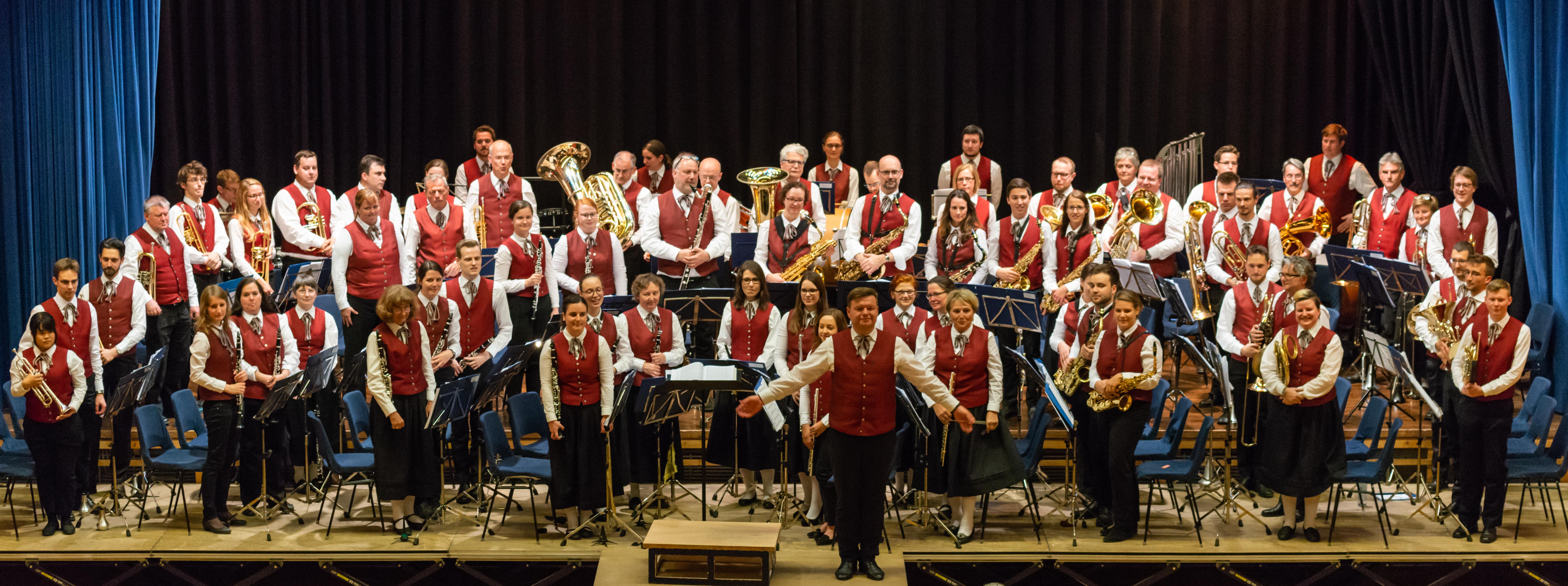 Punschstand des Musikvereins Rudolfsheim-Fünfhaus