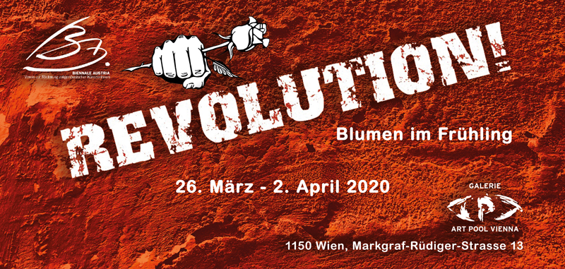 REVOLUTION! - Blumen im Frühling