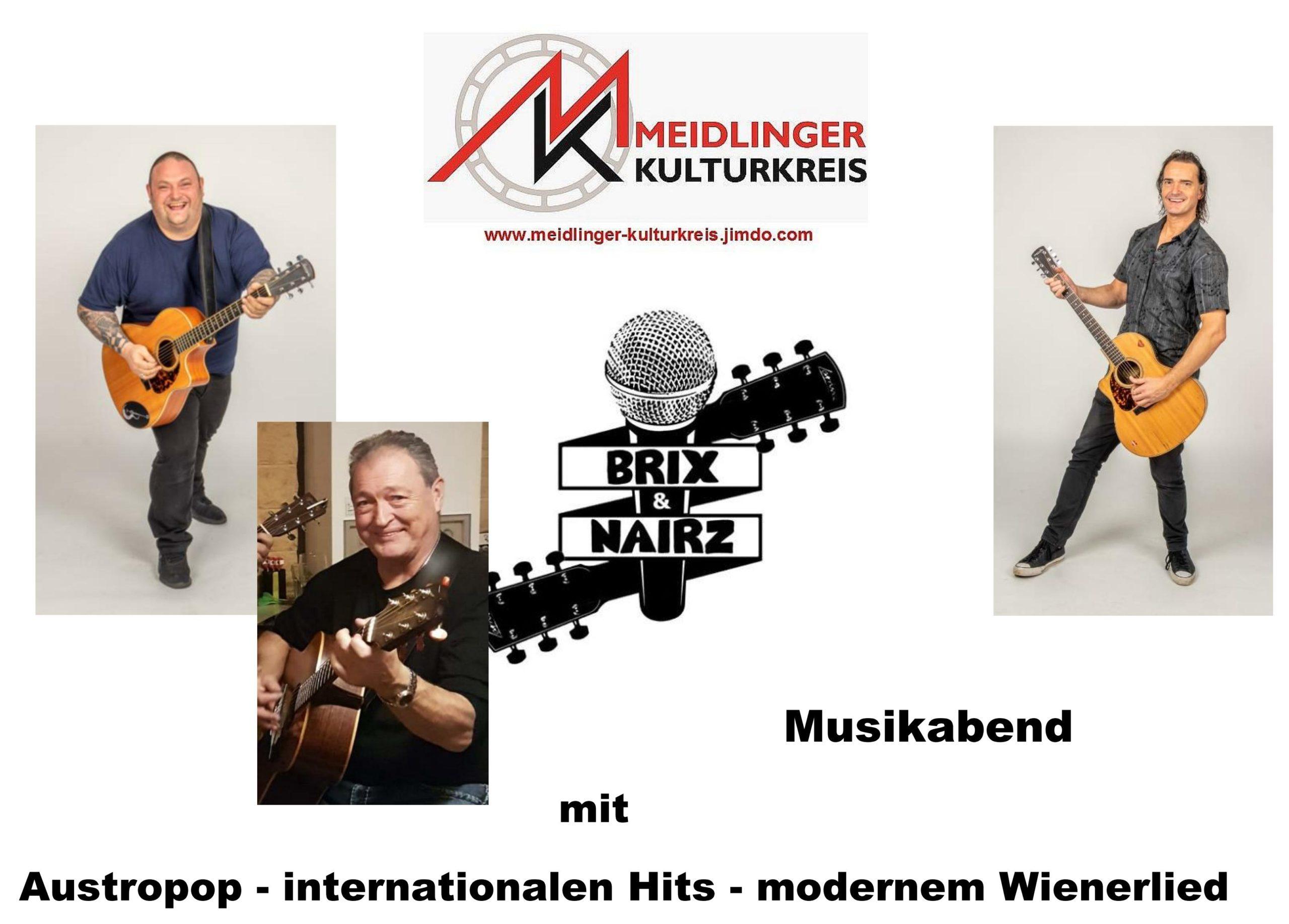Brix & Nairz - Musikabend