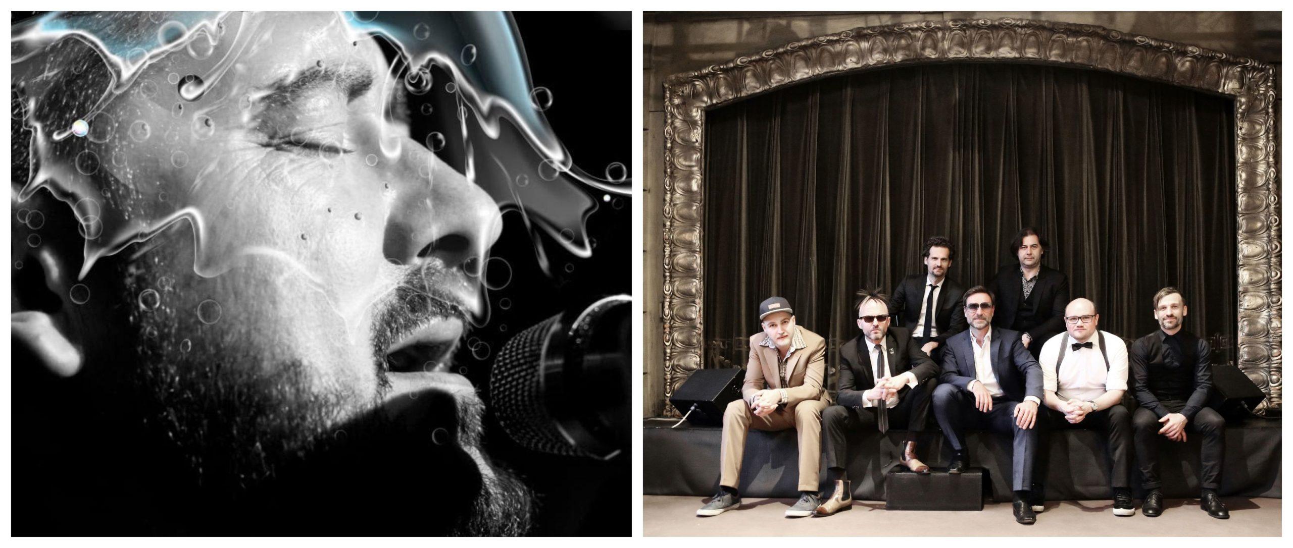 Baulücken-Konzerte 2020 Carl Avory's Rock 'n' Soul Band * Hot Pants Road Club