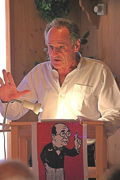 Fritz Grünbaum - Kabarett in der Hölle