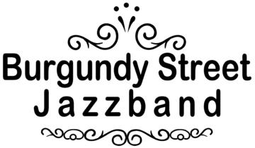 Logo Burgundy Street Jazzband