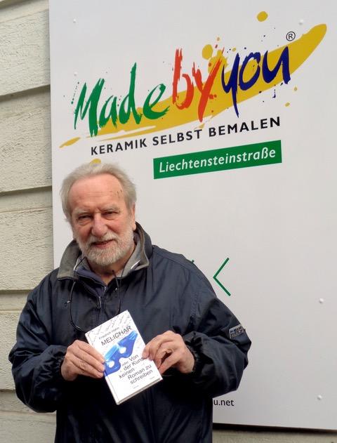 dichter meile - Porzellangasse - Bernhard Hüttenegger