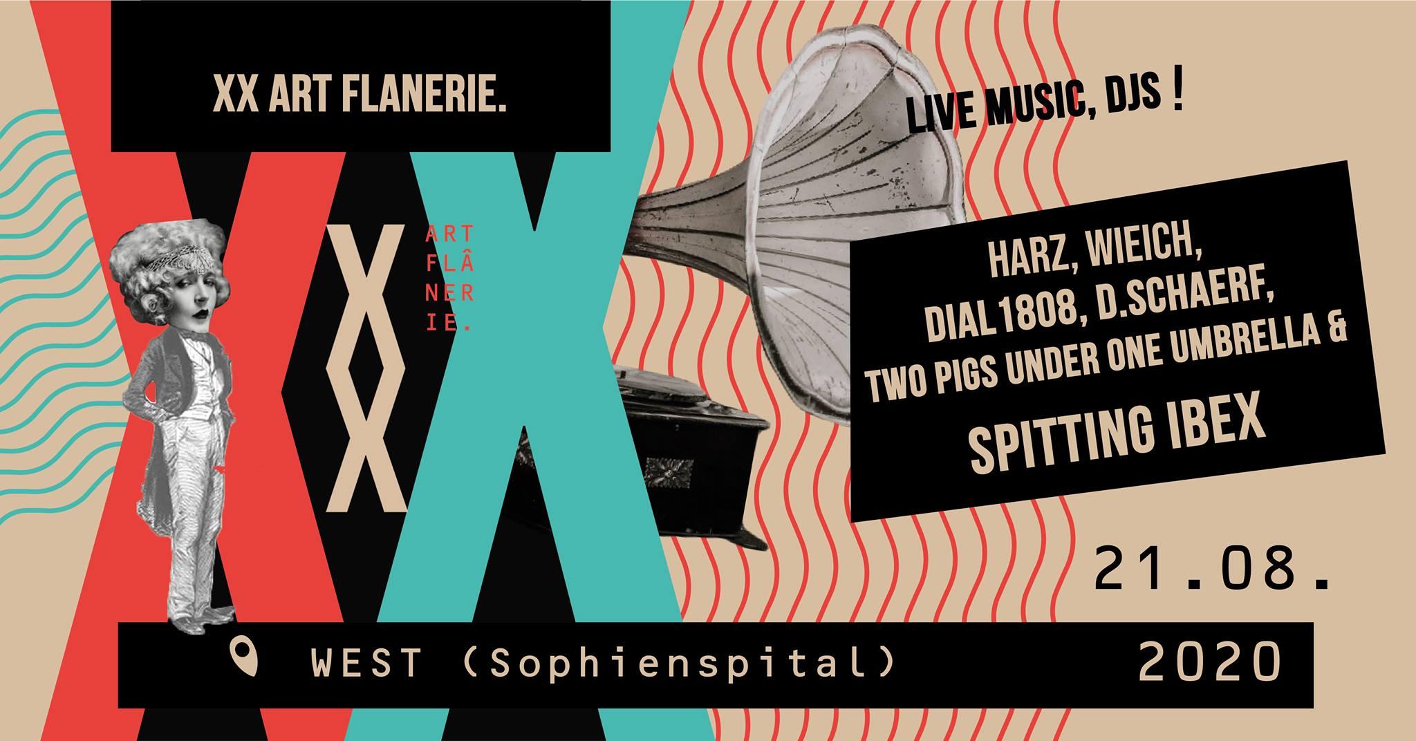 XX Art Flanerie - Music Stage