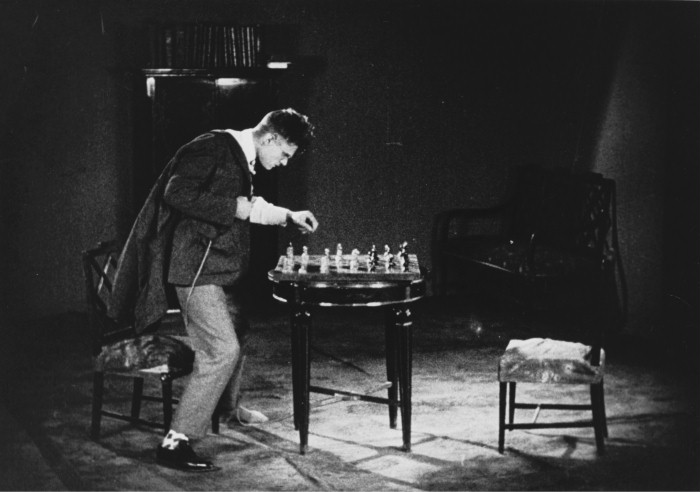 Chess Fever 1925 / Stummfilmvertonung / Schachmittwoch