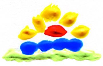 Logo Alexander Stransky - Colours of Joy
