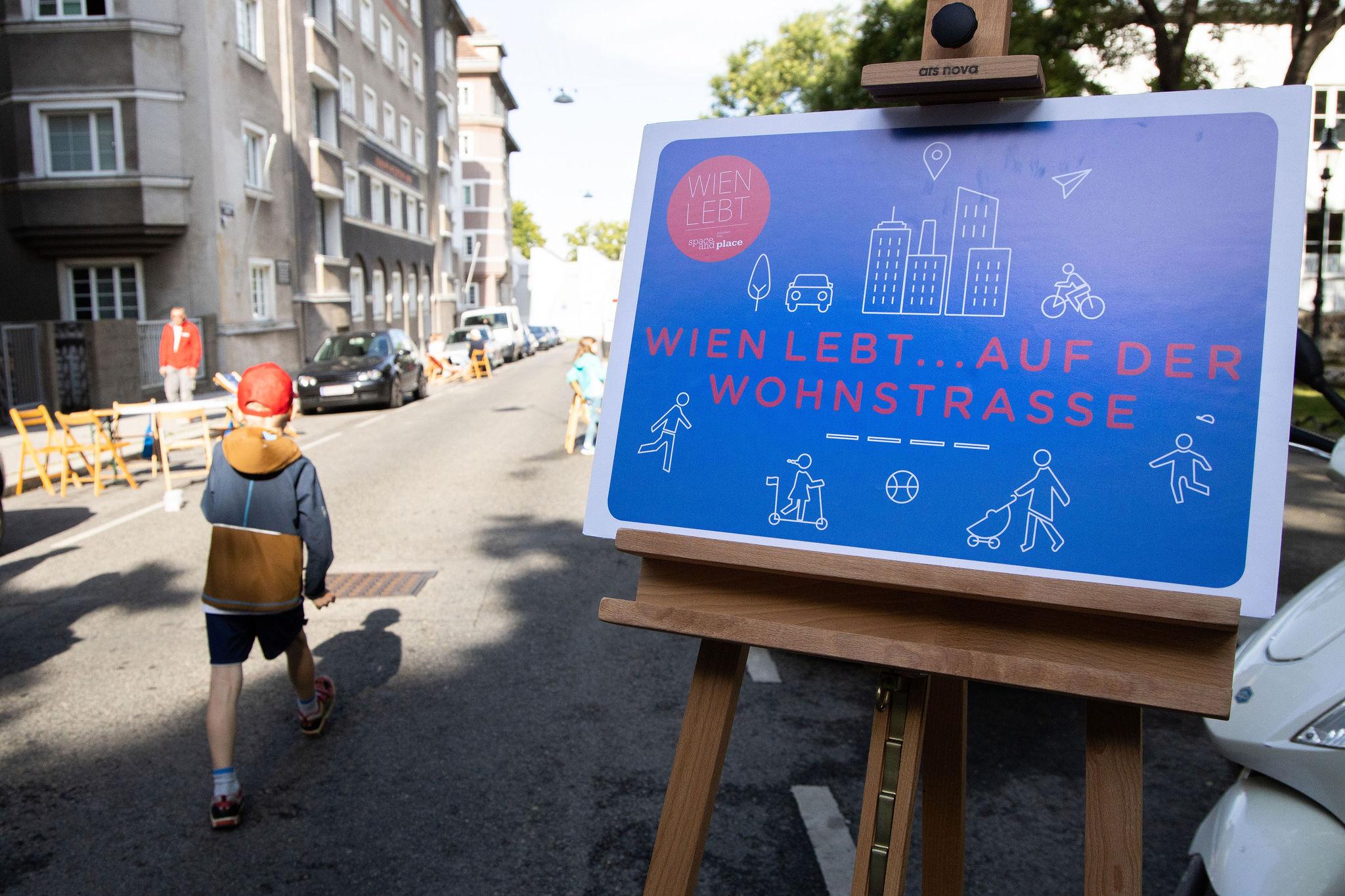 #wohnstrassenleben @ urbanize!