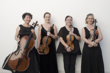 Logo Vienna Prater Quartet