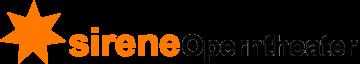 Logo sirene Operntheater