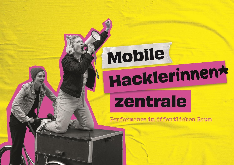 Mobile Hacklerinnenzentrale