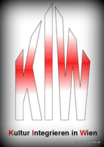 Logo KIW - Kultur Integrieren in Wien