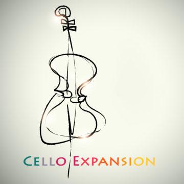 Logo Cello Expansion - Kulturverein für musikalisch-künstlerische Vielfalt am Violoncello