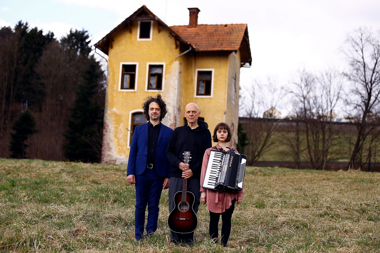 Songs about places: Das Martinshaus