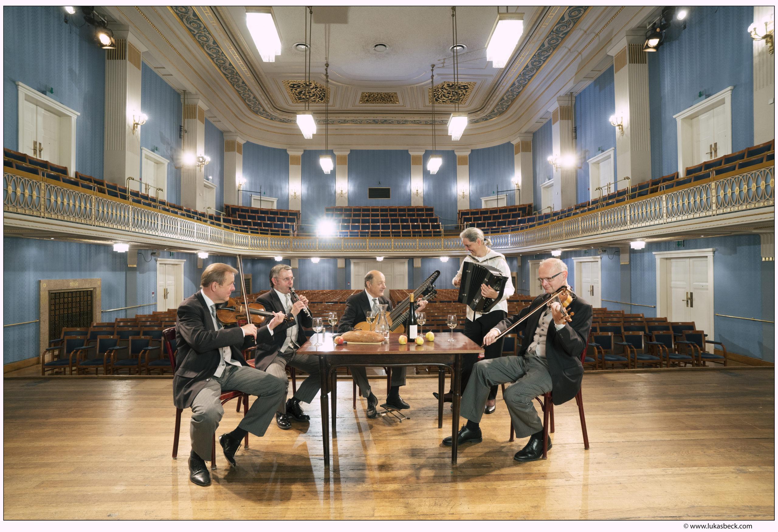 Wiener Symphoniker - Symphonisches Schrammelquintett Wien