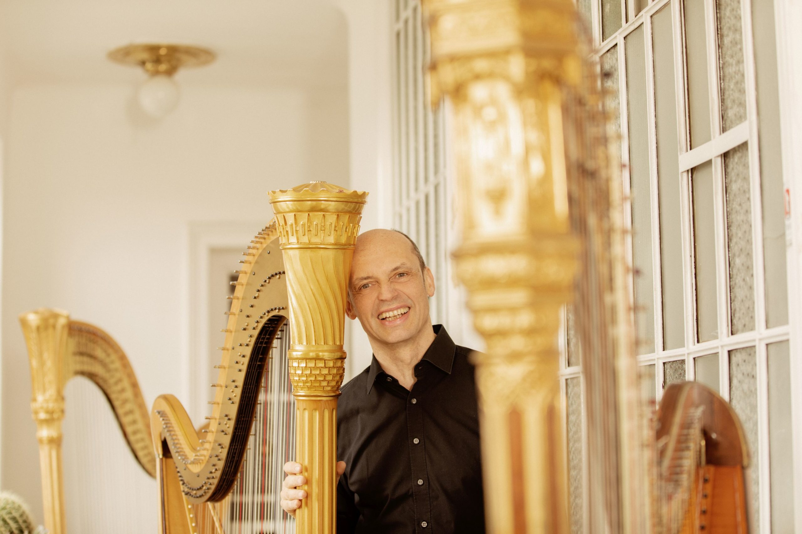 Wiener Symphoniker - Harfenworkshop mit Volker Kempf