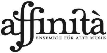 Logo Affinità Ensemble für Alte Musik