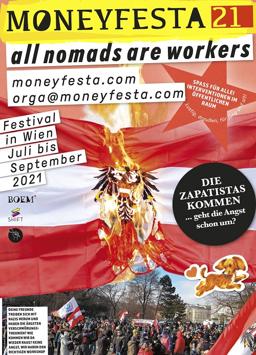 Moneyfesta21 | Juli bis September