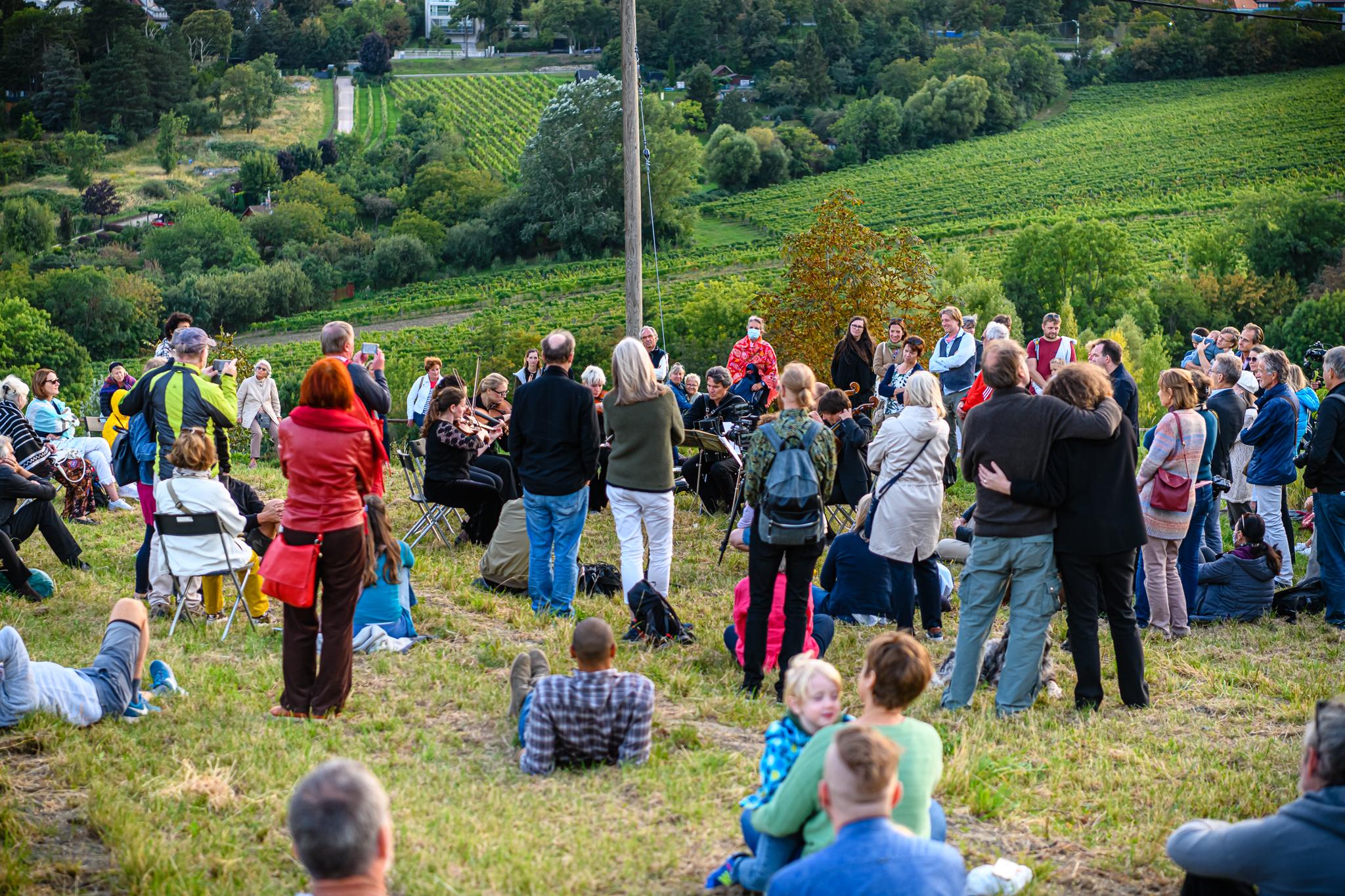 Schubertiade - Eine musikalische Wanderung mit Freunden