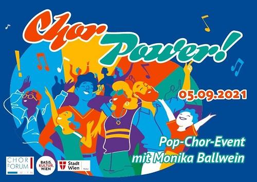 Chor Power mit Monika Ballwein