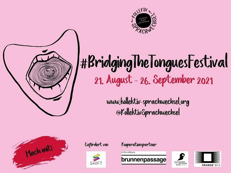 Werkstatt Sprache handelt - Bridging the Tongues Literaturfestival