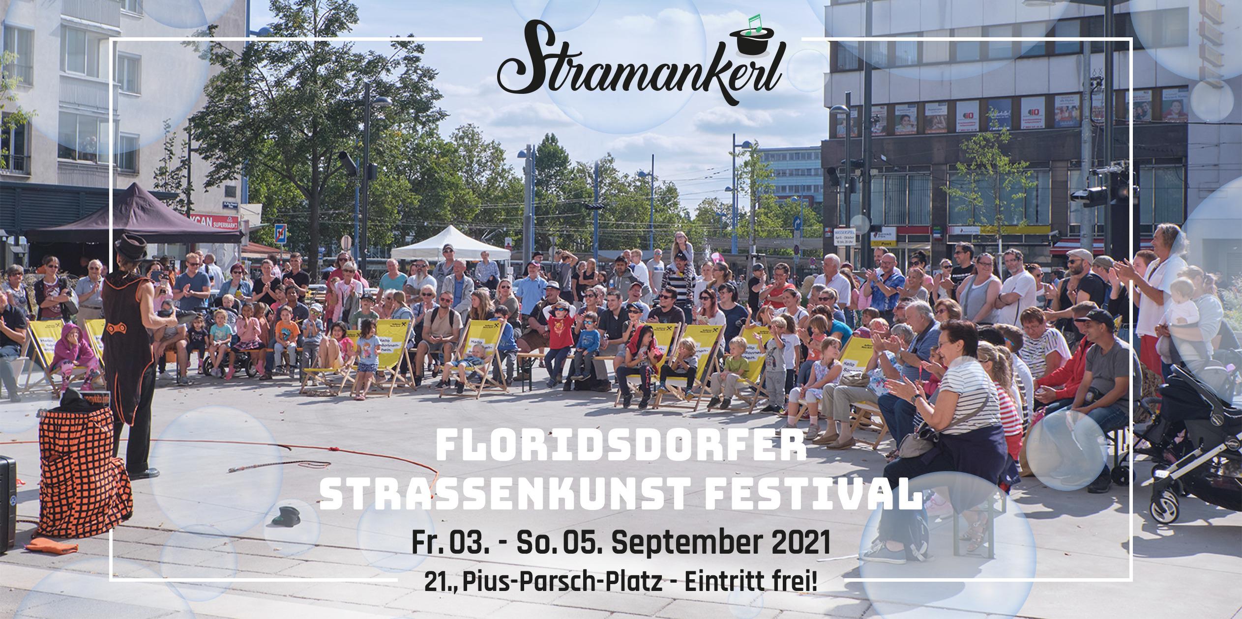 Stramankerl - Straßenkunst Festival
