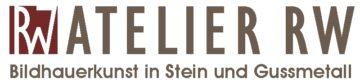 Logo Atelier RW: Bildhauerkunst Reinhard Winter