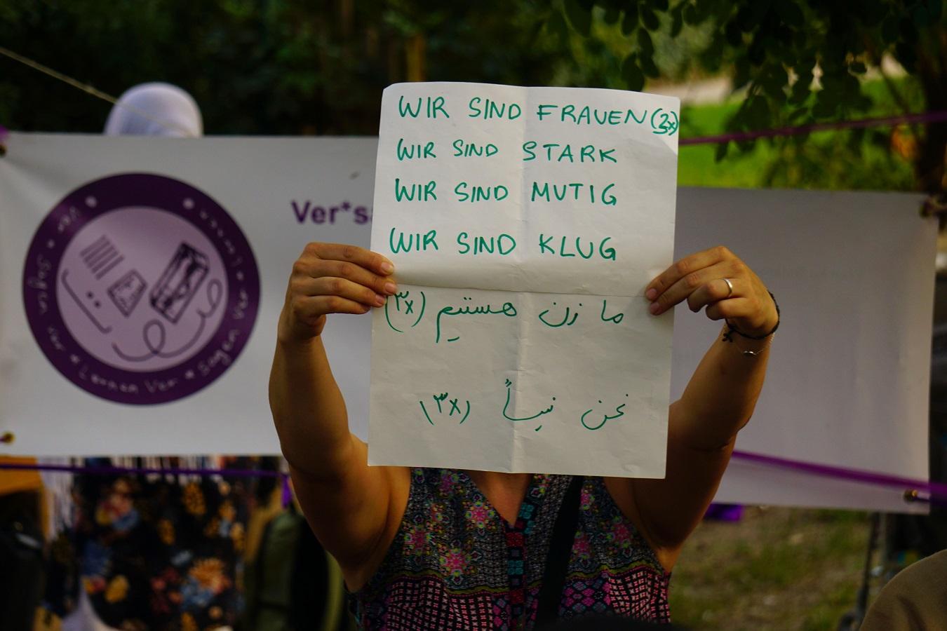 Ver*sagen ver*lernen: Sommerfinale in Macondo