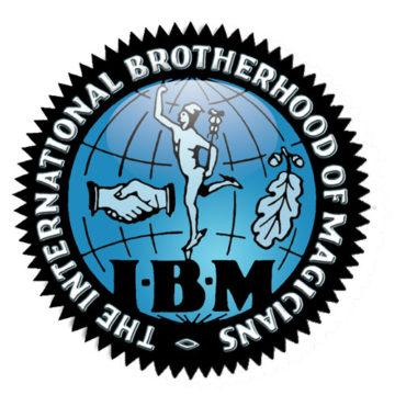Logo I.B.M. Ring Vienna / Zauberklub