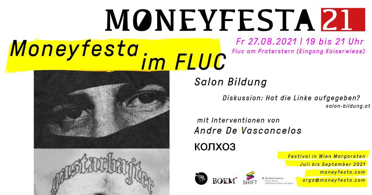 Moneyfesta x Salon x Andre De Vasconcelos
