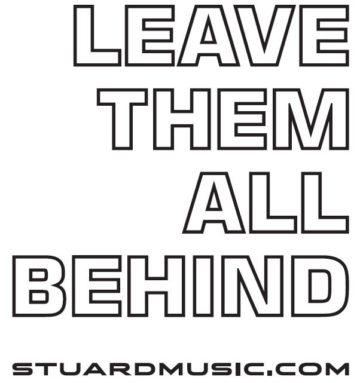 Logo STUARD - LEAVE THEM ALL BEHIND - BAND